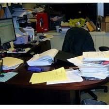 Albert Einstein Had a Messy Desk and a Creative Mind