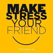 You Can Make Stress Your Friend