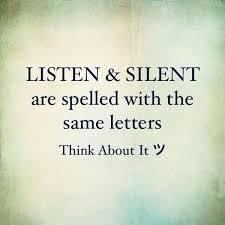 Do You Listen When Others Speak?