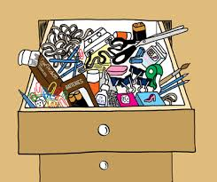 Does Your Brain Have a Junk Drawer?