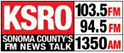 KSRO Sonoma County's FM News Talk