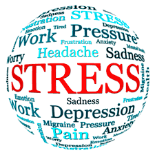Put Your Stress Burdens Down at the End of the Day