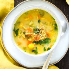 Your Special Personal Soup Recipe is Right Here