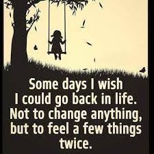 Things Change All the Time
