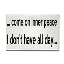 Is Inner Peace Important to You?