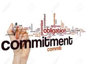 Sometimes it is Hard to Keep Your Commitments