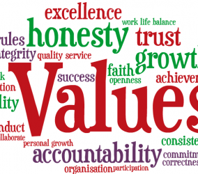 Personal Values Provide You With a Strong Foundation