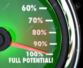 Work at Your Maximum Potential
