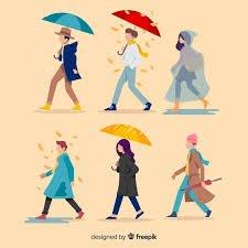 Get a Warm Coat and an Umbrella