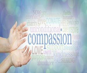 Attain Inner and Outer Peace with Compassion