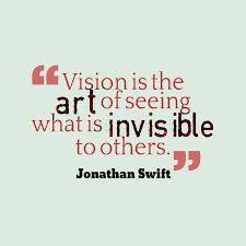 Vision is Bigger Than Anything!
