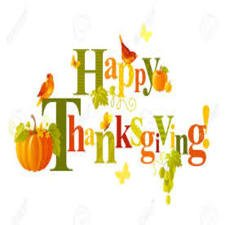 Happy Thanksgiving to One and All!!!