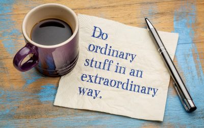 Are You Willing to be Ordinary?