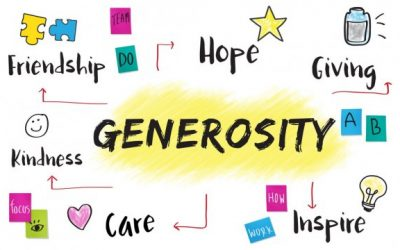 How Generous Are You In Your Daily Life?