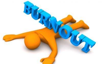 Burnout is a Chronic Disease